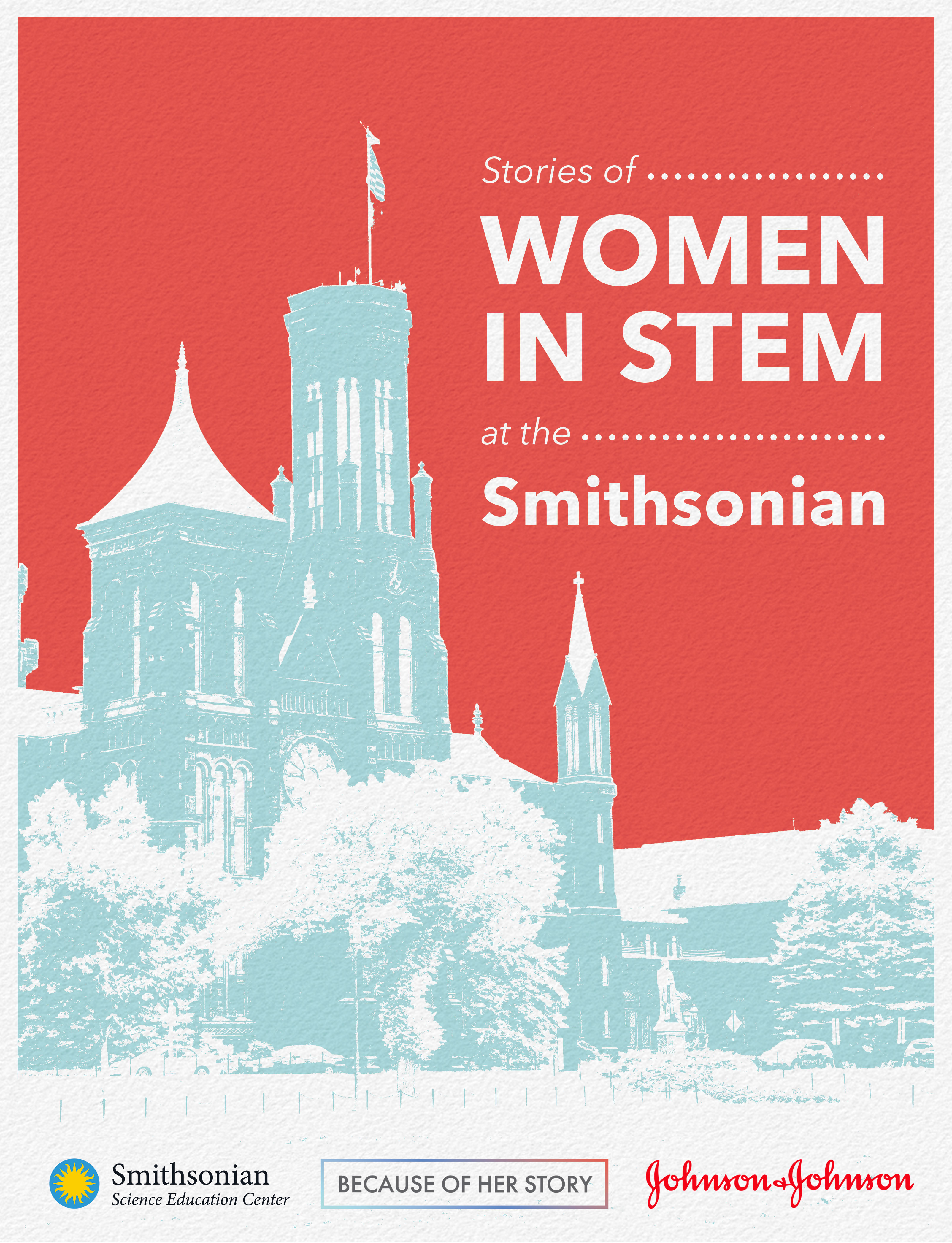 """Stories of Women in STEM at the Smithsonian"" Cover"