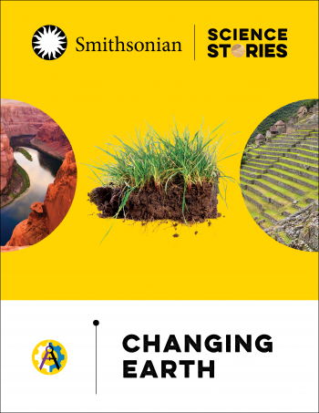 Cover for Changing Earth