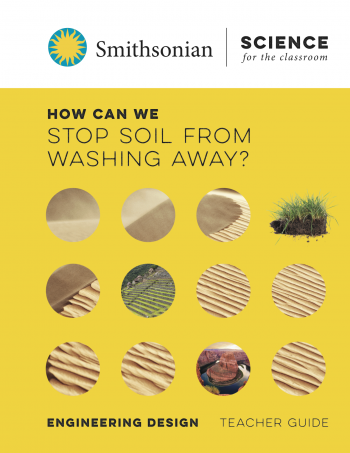 Image for How Can We Stop Soil From Washing Away