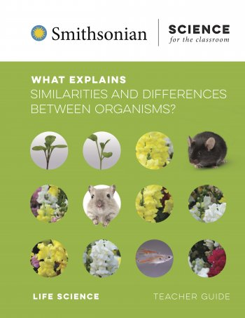 Smithsonian Science for the Classroom Grade 3 Life Science Cover