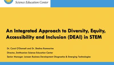 Cover image for STEM Leadership Alliance 2020 presentation